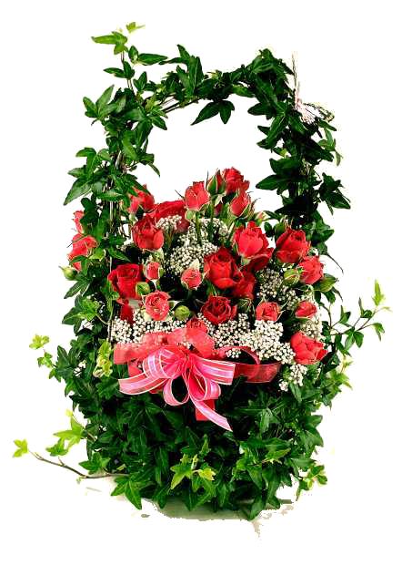 Tubes fleurs plantes