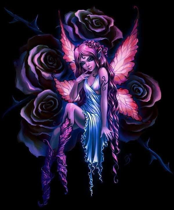 Les elfes, les anges ... - Page 3 9e39a726