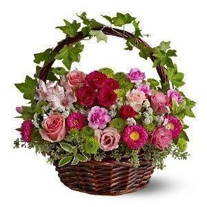 Tubes fleurs et plantes